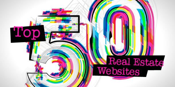 Top 50 Real Estate Websites